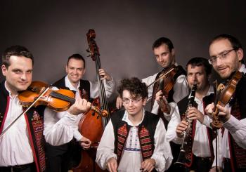 Kaviarenský orchester Andreja Záhorca