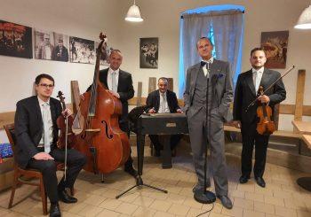 Kaviarenská kapela Andreja Záhorca